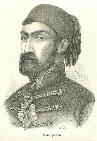 Українці на служінні в Османській імперії. Мехмет Іскендер-паша