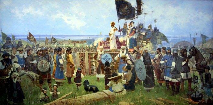 Орду-базар хана Узбека