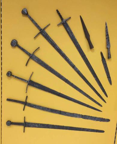 Зброя битви на Ворсклі
