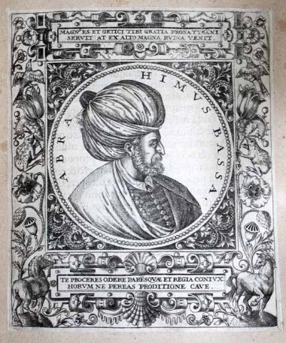 Паргалы Ибрагим-паша