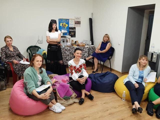 Леранэ Хайбуллаева — слушательница «Бизнес-школы для женщин-ВПО» получила грант на реализацию своего проекта