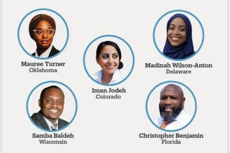 Все більше мусульман проходять до законодавчих органів США