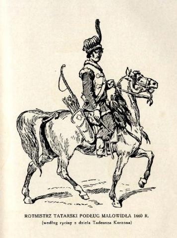Волинські татари в польсько-українських війнах другої половини XVII століття. Від Цецори до Охматова