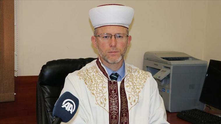 Ukrayna Müslümanları Müftüsü İsmailov'dan Macron'un İslam'a yönelik ifadelerine tepki: Hakaret ifade özgürlüğü değil