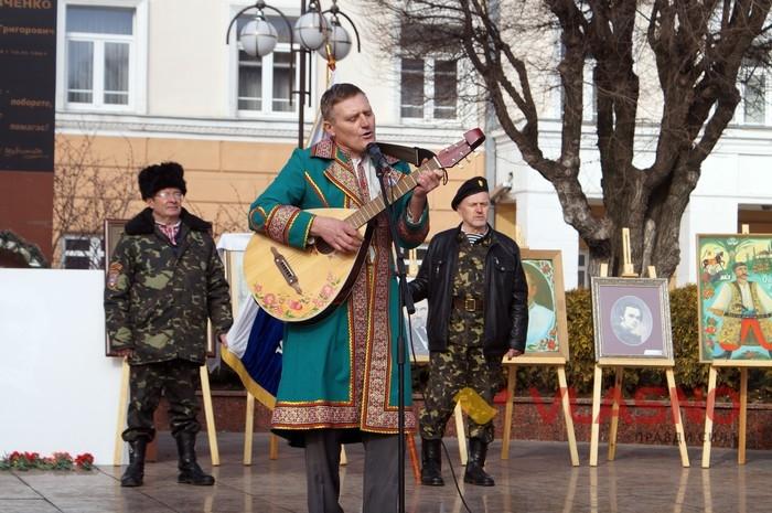 Біль народу України, який видно у віршах Шевченка, мені дуже близький, — вінницький імам Салім Муса
