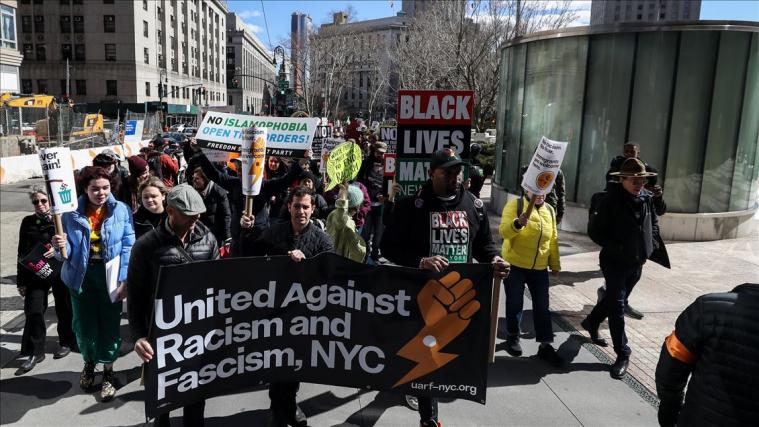 © ️АА: Хода в Нью-Йорку з засудженням ісламофобії