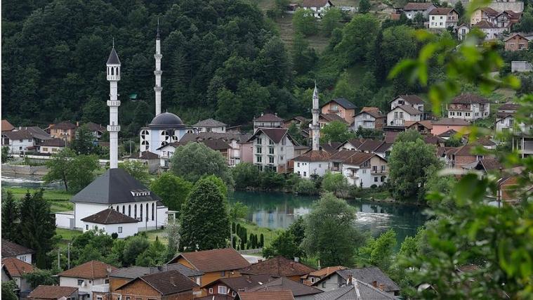 Мечеть «Шехір» в Боснії і Герцеговині — єдина в своєму роді