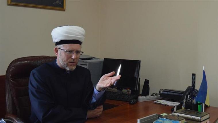 Muslims in Ukraine keep faith despite challenges