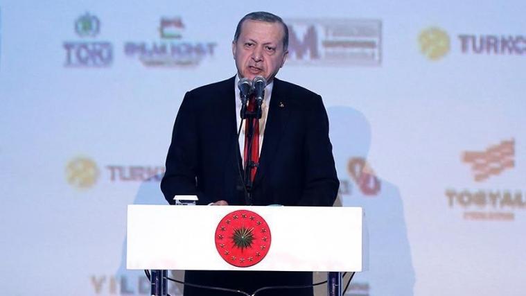 Якщо ісламські країни об'єднають зусилля, то зможуть вирішити всі проблеми без участі зовнішніх сил, — Ердоган