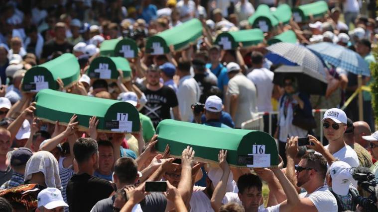 У Поточари поховають останки ще 35 жертв різанини в Сребрениці