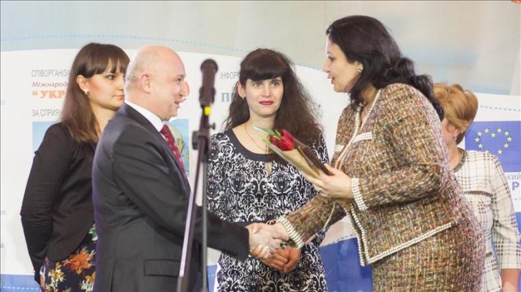 ТIKA отримало нагороду на національному конкурсі «Благодійна Україна»