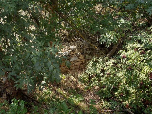 Укріплення часів ЗО на річці Солоної