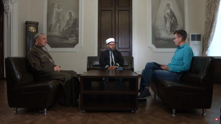 Чи існують суперечності між релігією і наукою? — імам мечеті Кам'янського в гостях у телепередачі «Культ ПроСвіт»