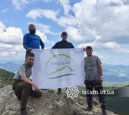MOUNTAIN TOURING GROUP AYUDAG DEBUTED BACKPACKING IN THE CARPATIANS