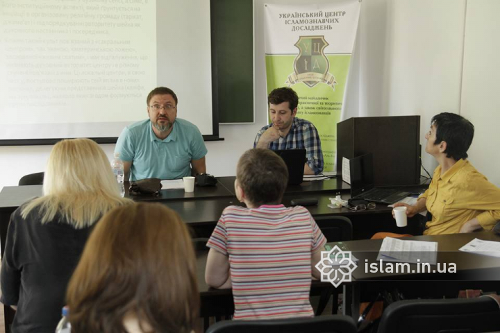 Слухачі V Міжнародної молодіжної літньої школи ісламознавства дізнавалися про суфійські спільноти у Західній Європі