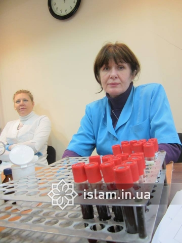 """Blood donor day at Kyiv ICC: """"We must help each other as we all are human beings!"""""""