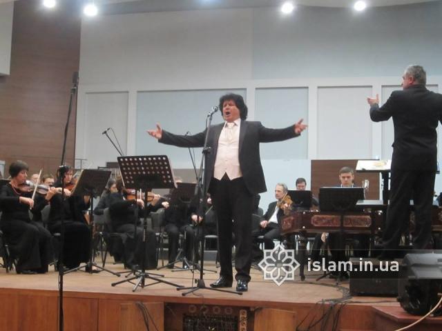Концерт Фемия Мустафаева: крымский татарин с Украиной в сердце