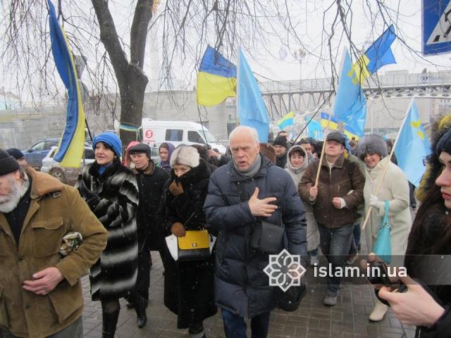 В українській столиці в День кримського спротиву відбувся Марш солідарності