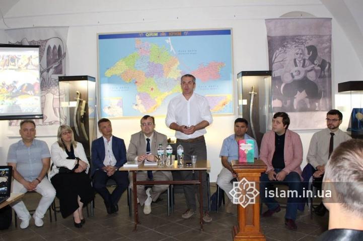 Киевская аудитория проявляет очевидный интерес к истории Крыма