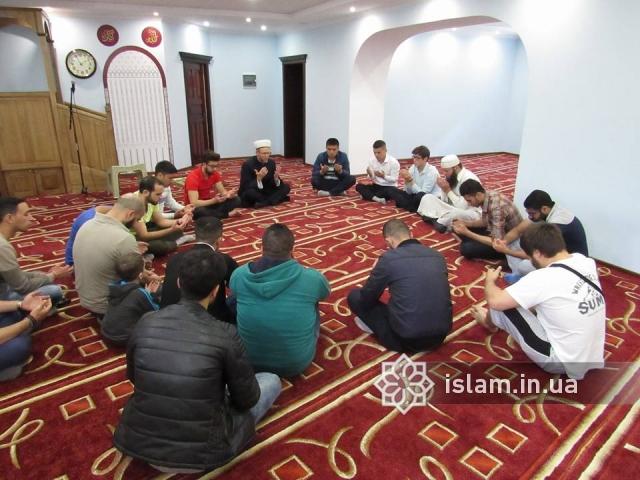Молода та дуже активна сумська громада гідно презентує мусульман України