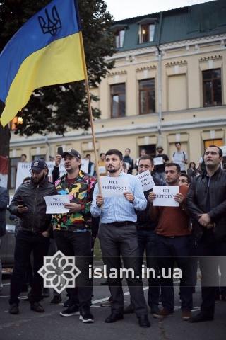 Украина должна выразить свою позицию на международной арене и стать на защиту рохинья, которых убивают, — Саид Исмагилов