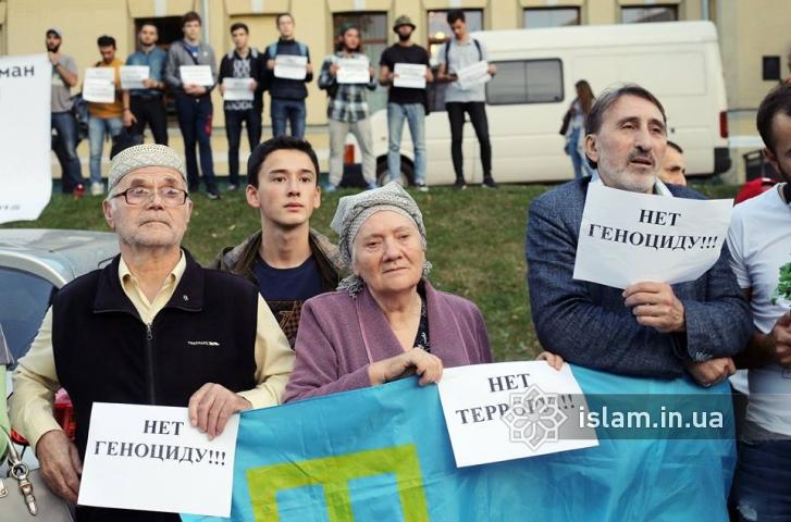 Україна повинна висловити свою позицію на міжнародній аУкраина должна выразить свою позицию на международной арене и стать на защиту рохинья, которых убивают, — Саид Исмагиловрені і стати на захист рогінджа, яких вбивають, — Саід Ісмагілов