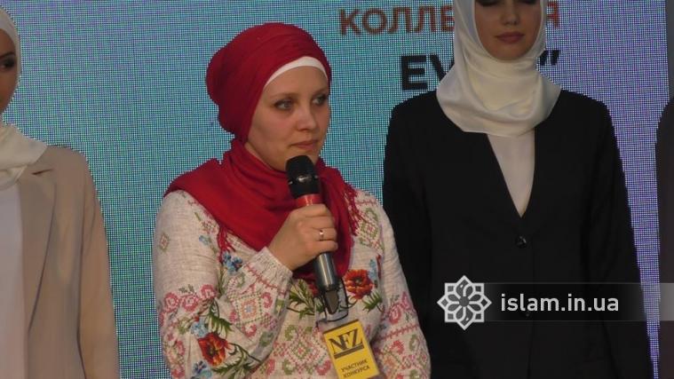 Украинская мусульманка-дизайнер — серебряный призер конкурса New Fashion Zone