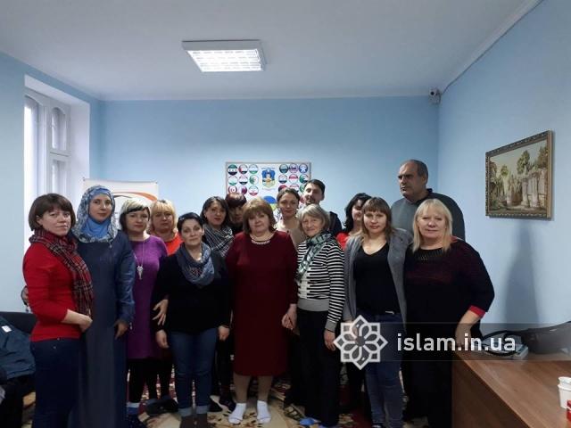 В сумському Ісламському центрі гостювали активісти громадських організацій
