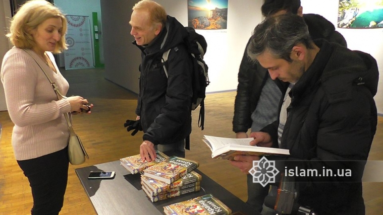 «Країна Крим» прийшла до україномовного читача