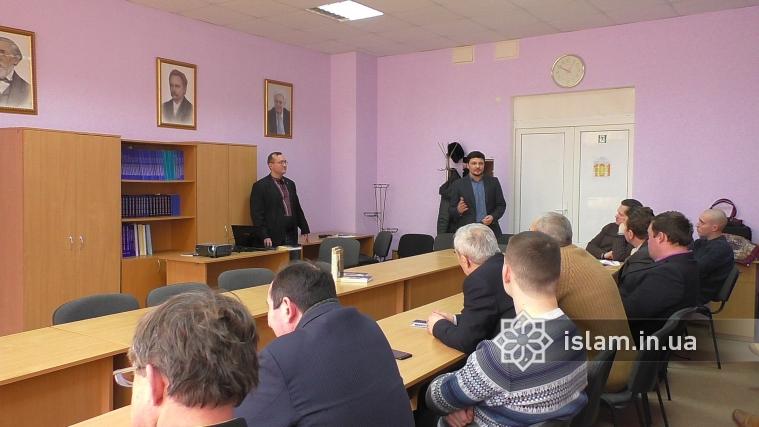 В НДІ українознавства згадували Номана Челебіджіхана