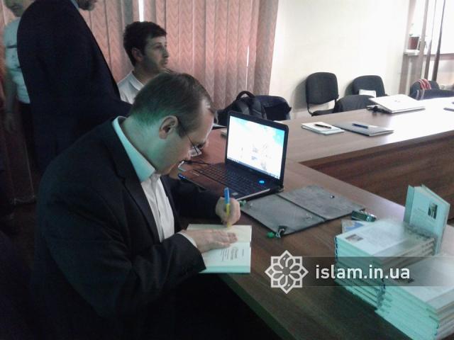 Участники исламоведческой школы: книга о Первом Курултае должна быть переведена на иностранные языки