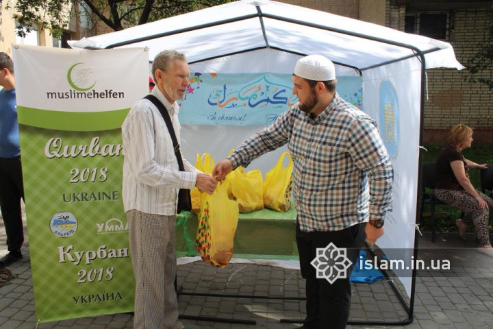 Eid al-Adha Calculated: Over 10 Tons of Meat for the Needy!