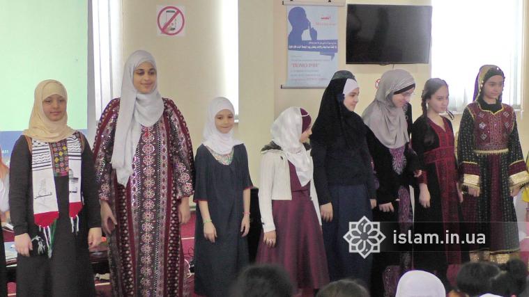 Столичная гимназия «Наше будущее» традиционно отмечает Всемирный день хиджаба интересными мероприятиями