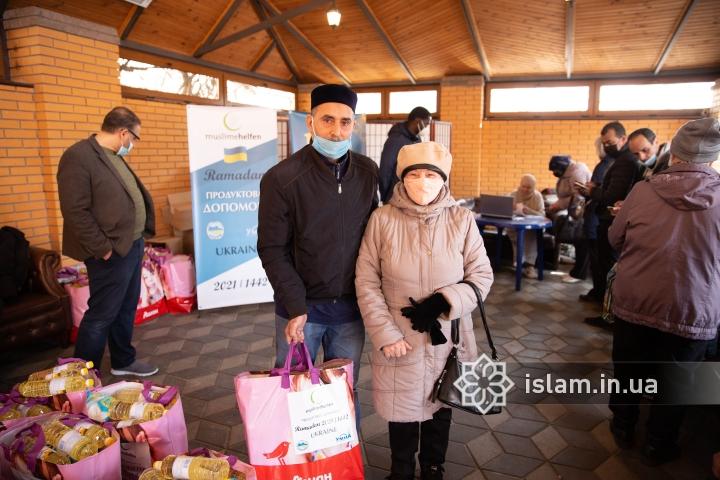 У Києві чимало нужденних сімей мусульман