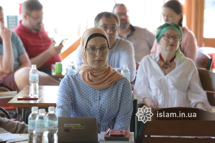 Anniversary Summer School of Islamic Studies has started.