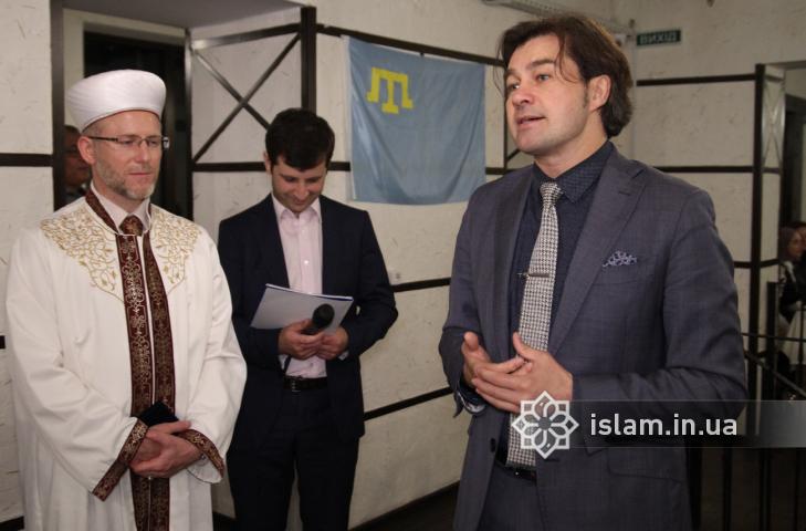Міністр культури подякував мусульманам України за зусилля у розбудові України