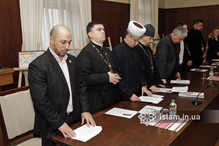 Посол мира Тарик Сархан — среди организаторов Конференции «За мир» в Киеве