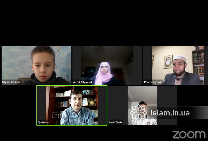 Наймолодші учні Всеукраїнської асоціації з вивчення Корану під час Рамадану досягли неабияких успіхів