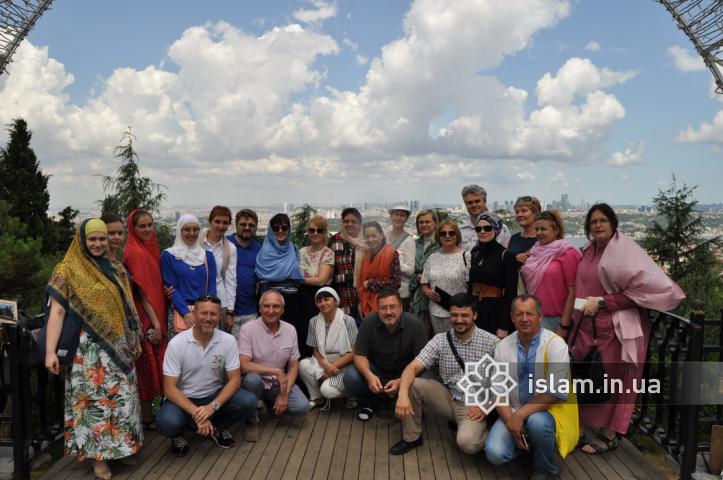 Підбиття підсумків VIII Міжнародної школи ісламознавства в Стамбулі