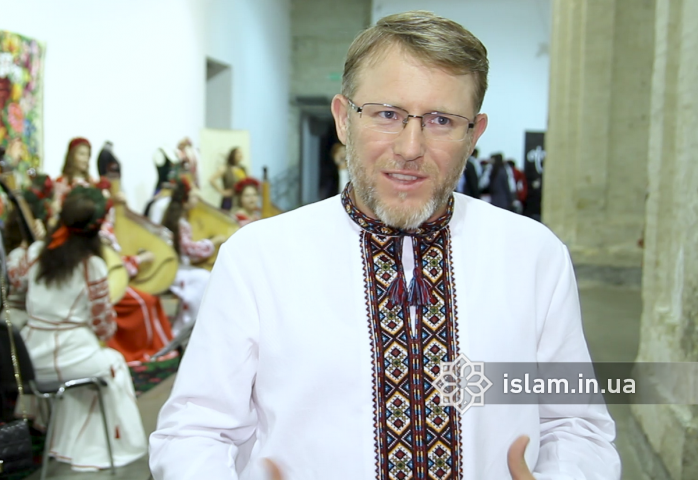 Українські мусульмани: Вишиванка є маркером національної ідентичності
