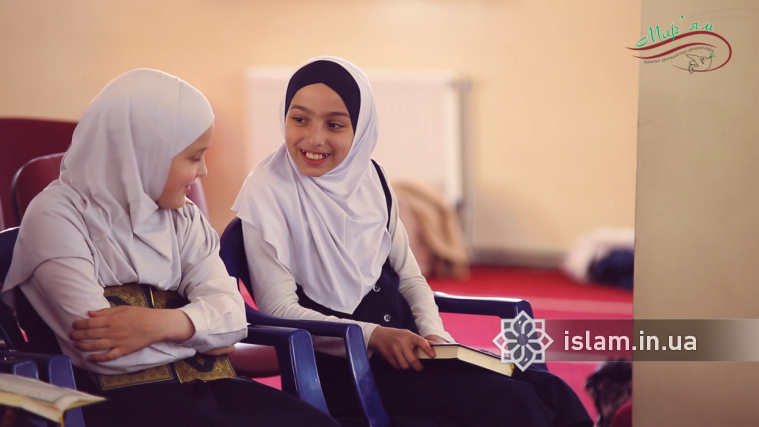 Preparing for the Holy Ramadan Month: In Kyiv ICC Muslimahs competed in learning Quran by heart