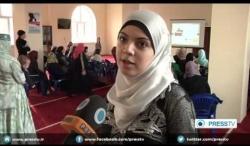 Ukraine Muslims hold workshop on Hijab