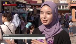 Kyiv Muslims Celebrate Eid Al-Adha
