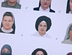 Фотографування на паспорти у релігійних головних уборах дозволено