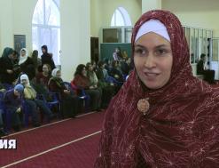 День хиджаба в Киеве