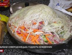 Мусульмани годують нужденних у Сєвєродонецьку