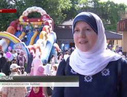 Ukrainian Muslims Celebrate Eid al-Fitr, End of Ramadan