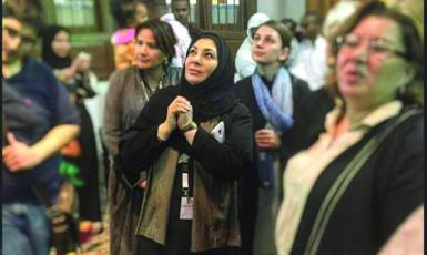 Саудівські жінки можуть працювати туристичними гідами