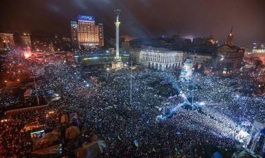 Заява Духовної ради Майдану: лише мирна соціальна держава стане гідним пам'ятником героям України