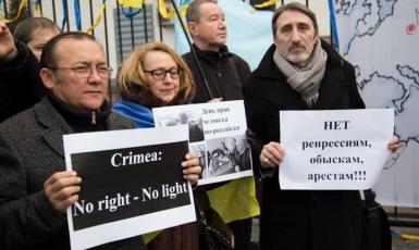 «Пропасть в пропасти»: у Києві вдесяте пройде акція на підтримку зниклих кримчан